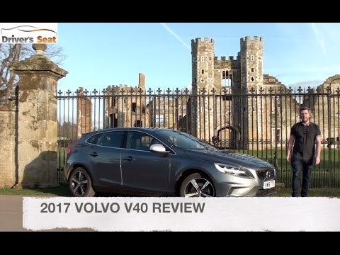 Volvo V40 2017 Review Driver S Seat