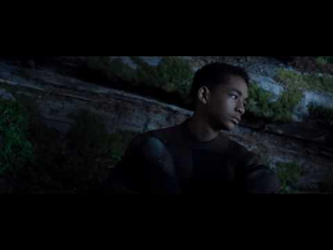 """Отрывок из фильма """"После нашей эры"""" - Will Smith о страхе"""