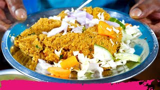Indian STREET FOOD in Kannur - Mussel Tapioca, Buffalo Chili & Patel Mutton   Kerala, India
