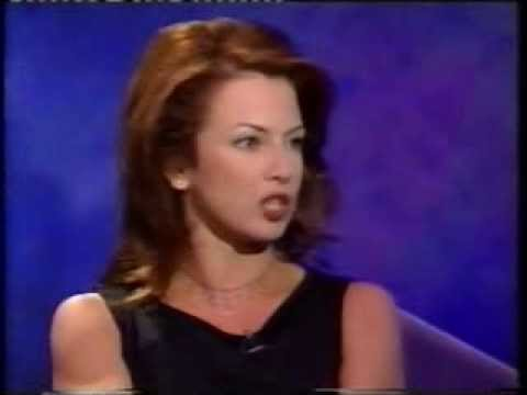 Traci Lords 1996 Uk Tv Interview video