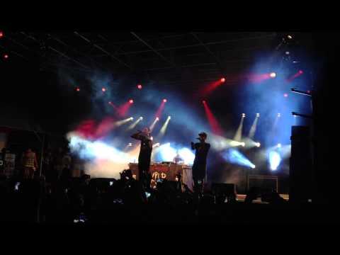 BLUE SKY (LIVE) - GEMITAIZ & MADMAN KEPLER TOUR 02/07/2014