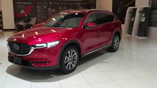 2019 Mazda CX-8 is coming this year! CKD, 2.2 Diesel & 2.5 Petrol | EvoMalaysia.com