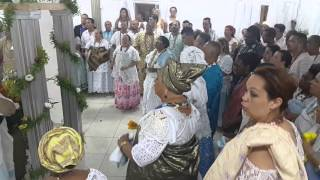 Ajodun de Pai Oxossi - 46 anos de Pai Kabila