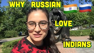 Why Russians Love Indians? Russians Nature Towards Indians