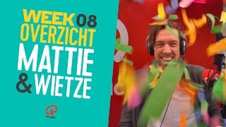 Mattie & Wietze - Week 08 (2017) // Qmusic