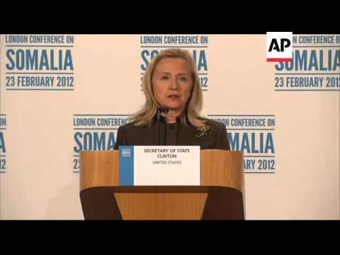 US Secretary of State on Somalia, Syria and Pakistan