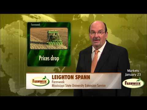 Farmweek Markets, Jan. 23, 2015,  Entire Segment