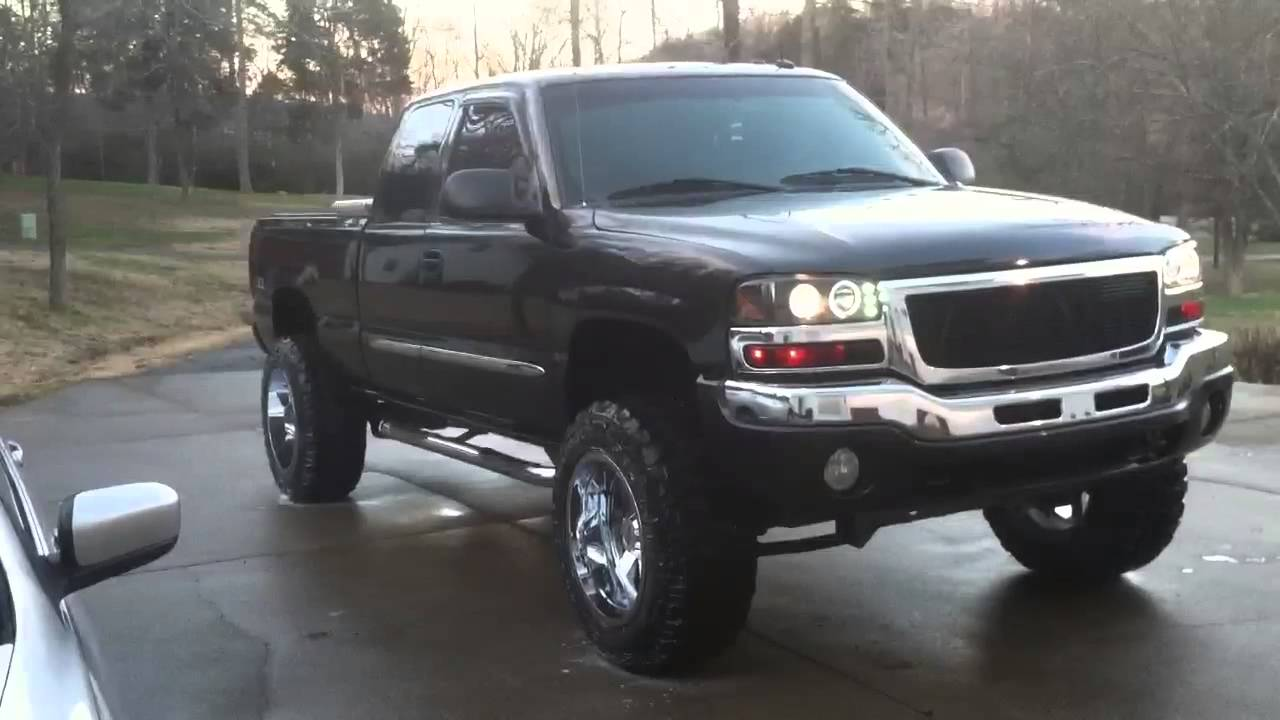 Lifted Sierra On 35 S Sold Youtube