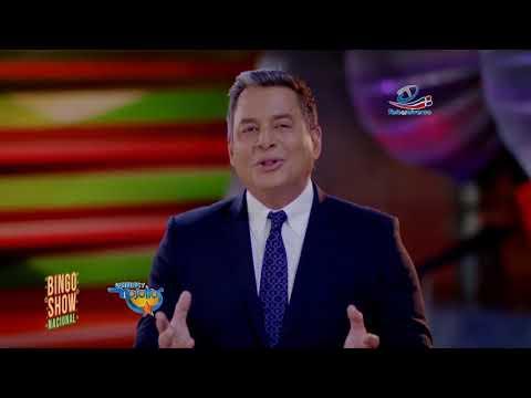 Hony Estrella y Yokasta Diaz presenta Bingo Show en Ustedes y Nosotros