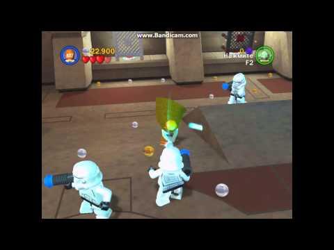 """Lego Star Wars 1. Серия 9 """"Дарт Вейдер"""""""