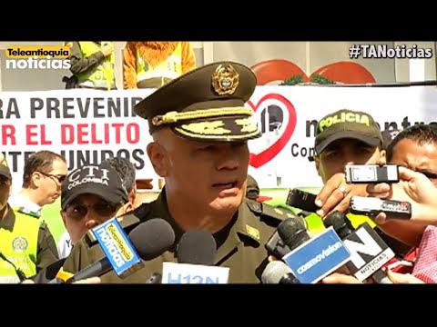 Capturado alias Bola 8, presunto líder de banda delincuencial en Altavista