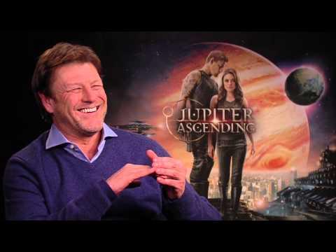 Sean Bean Jupiter Ascending Interview
