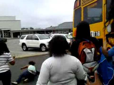 Black Girl Fight Rel video