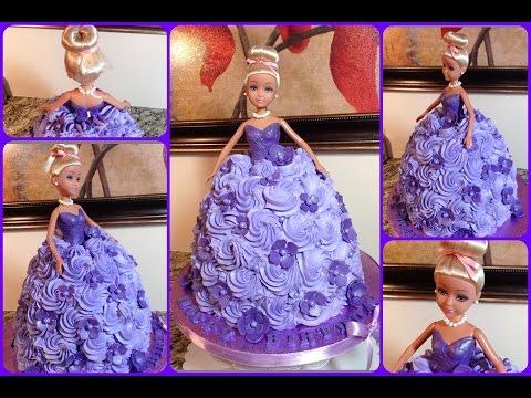 Doll Cake Dresses Doll Cake Buttercream Swirl