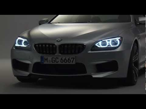 Officially new BMW M6 Gran Coupe 2013