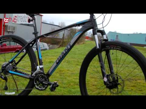 Giant Talon 0 29er mountain bike overview