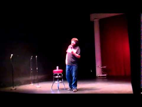 Chuck Roy * Bearly New Material * Grawlix July 25, 2014 video