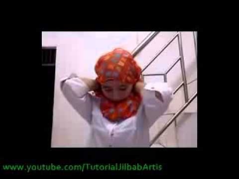 Belajar Kreasi Hijab Part 5 By PusvitAddict