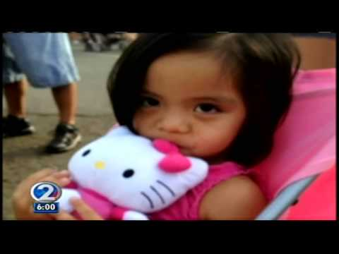 Mother grieves after 4-year-old daughter dies from flu