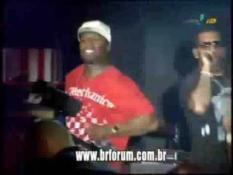 50 Cent no Pânico na TV Music Videos