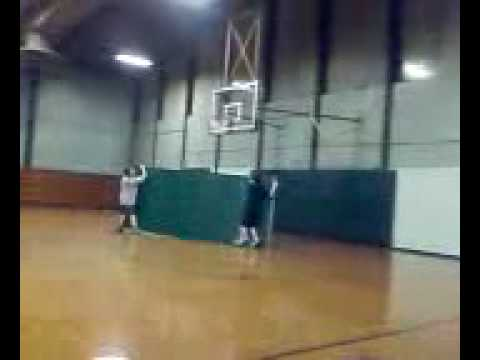 2008-2009 Hidden Camera St Joseph School Varsity Boys basketball