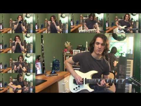 Pachelbels Canon Electric Guitar