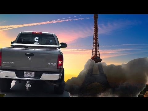 Diesel Car Ban In Paris to Clear Air Pollution