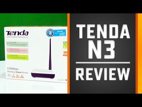 Tenda N3 Review. Unboxing & Setup Tour!