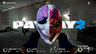 Payday 2 Old Hoxton Returns!