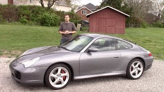 "Here's Why the Best Porsche 911 is the Hated ""996"" Model"
