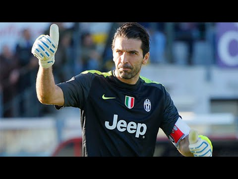 Gianluigi Buffon - Best Saves - 2013/14 HD