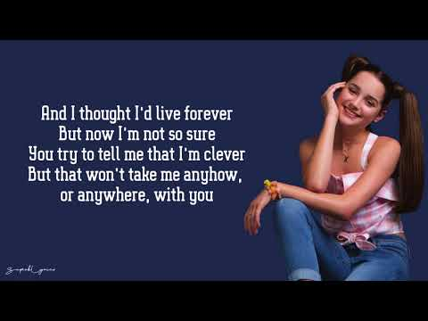 Annie LeBlanc - Stay (Lyrics)
