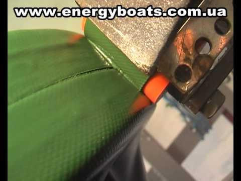 какие швы лучше на лодках пвх сварные или клееные