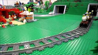 LEGO The Gold Chase
