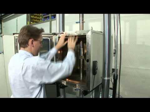 Döküm Makina LFV Serisi Dinamik Çekme Kopma Test Cihazı