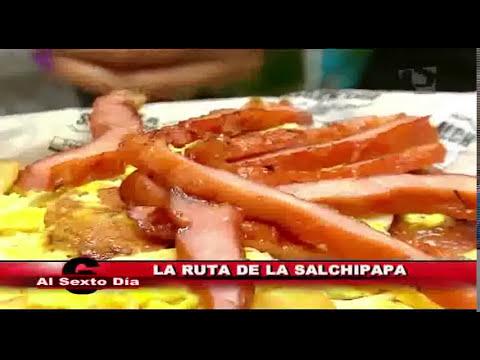 La ruta de la salchipapa: deja la dieta y disfruta del otoño con este bocadillo