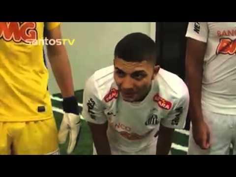 Alison falando antes do jogo - Santos FC (COPA SP - 2013) MP3