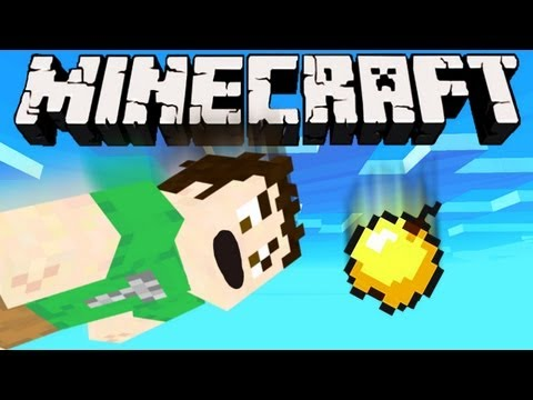 Minecraft - I HATE GRAVITY