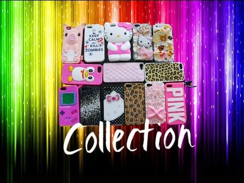 iPhone Case Collection Ft. Luxaddiction!