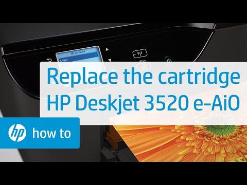 hp deskjet 3510 e all in one printer manual