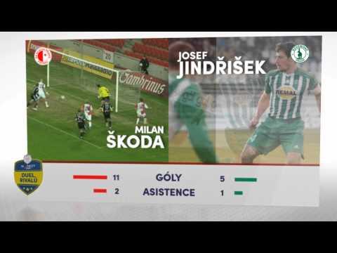Duel rivalů Slavia - Bohemians: Multimediální preview