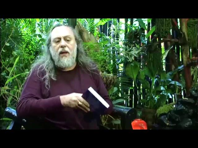 """A religião e a doença do Véu. Conforme descrito no livro """"Sem Barganhas com Deus""""."""