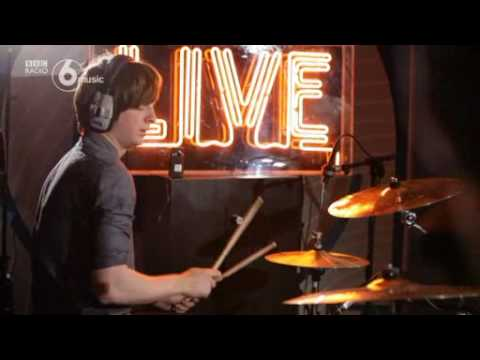 Foals - Total Life Forever Live [BBC Radio 6] Video