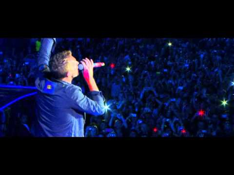 Coldplay - In My Place (Live Stade de France 2012)