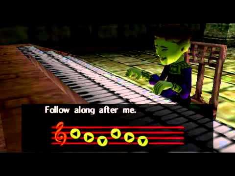 Song of Healing 10 Hours - Zelda Majora's Mask