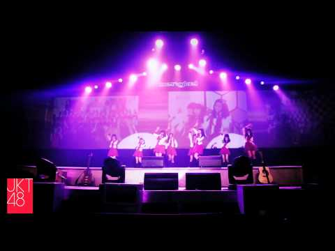 JKT48 LIVE performance: Youtube Indonesia Launch Event