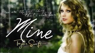 洋楽 Taylor Swift - Mine 和訳