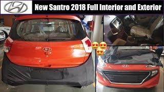 New Santro 2018 Interior,Exterior,Features,looks and Design | Santro 2018