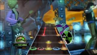 Guitar Hero World Tour (PS2 Gameplay)
