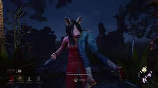 Escaping with a bear trap Dead by daylight